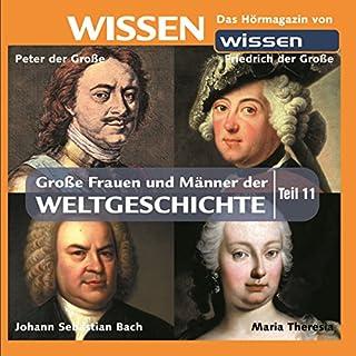Große Frauen und Männer der Weltgeschichte 11 Titelbild