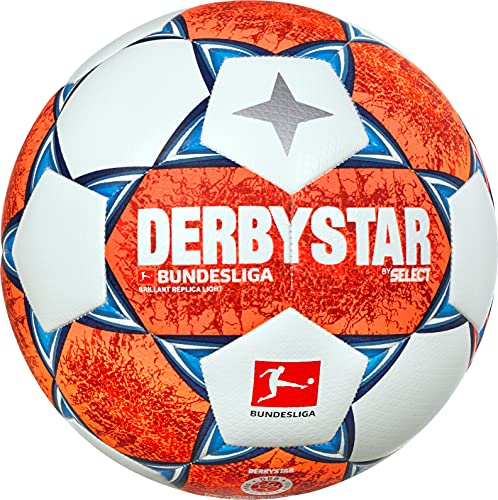 Derbystar Bundesliga Brillant Replica Light v21 Freizeitball Mehrfarbig 5