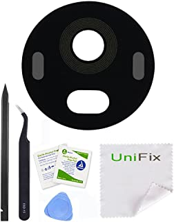 Unifix Back Rear Camera Glass Lens Replacement with Adhesive for Motorola Moto G5 Plus XT1680 XT1681 XT1684 XT1685 XT1687 (ALL CARRIERS) + Repair Tools