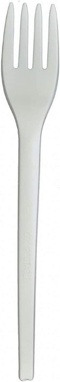 Responsible Products New Free Shipping 100% Compostable Low price Extra Fork Strength 6.65