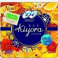 ユニ・チャーム ソフィ Kiyora(きよら) フレグランス イランイランの香り 72枚×24点セット (4903111364244)
