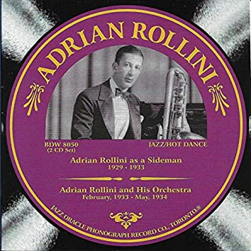 Adrian Rollini 1929-1934