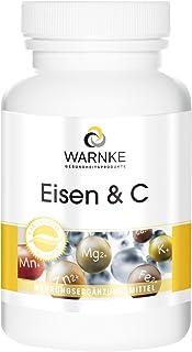 Hierro + Vitamina C. Con B12 y Biotina – 14mg