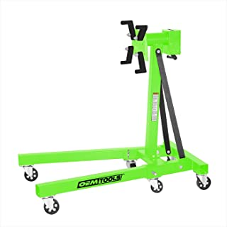 OEMTOOLS 24846 1250 Lb. Rotating Engine Stand