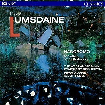 Lumsdaine: Orchestral Works