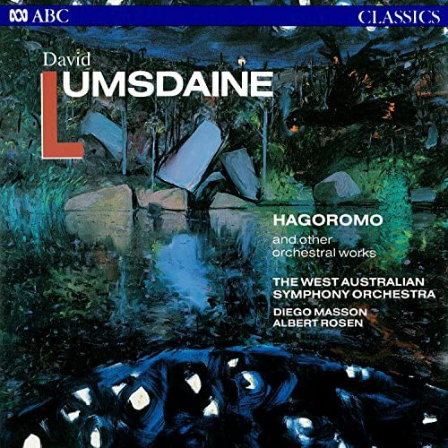 West Australian Symphony Orchestra, Diego Masson & Albert Rosen
