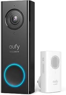 eufy Security kabelgebundene Video-Türklingel mit Türglocke, 2K Auflösung,..