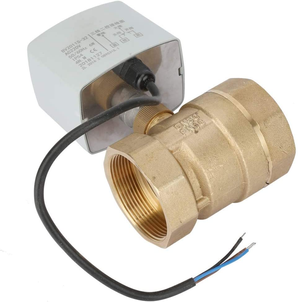 Brass Max 67% OFF Ball Valve Easy To Free shipping anywhere in the nation DN50 Electric Disassemble B