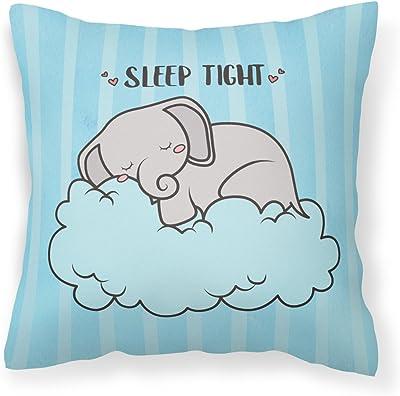 Majestic Home Goods 85907220822 Vertical Stripe Indoor Outdoor Pillow 20 X 8 X 20 Navy Blue Patio Furniture Pillows Garden Outdoor