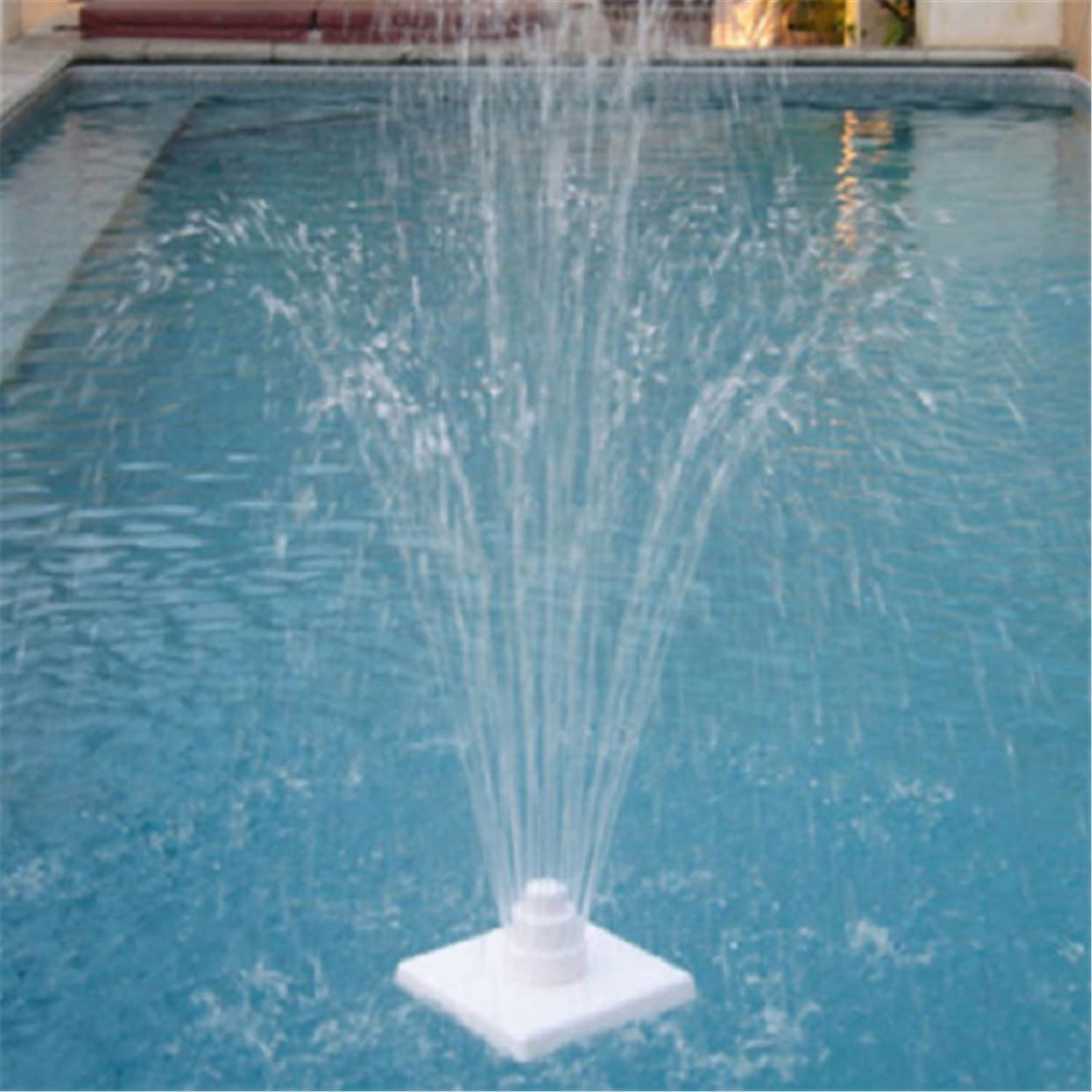 ZDYLM-Y Swimming Pool Sprinkler discount Fountain Triple Outdoor Shipping included Tier Fl