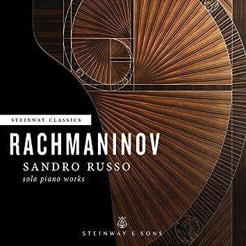 Rachmaninoff: Solo Piano Works