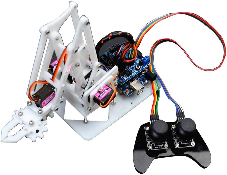 MagiDeal Manipulator Mechanism DIY 4DOF PS2 Remote Control
