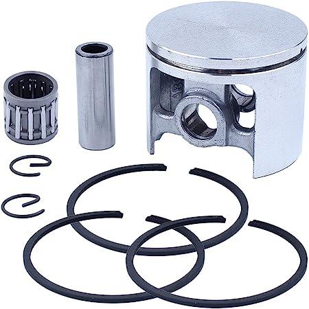 50mm Piston w// Ring Circlips Set fit for HUSQVARNA 66 268 268K 268XP Chainsaw