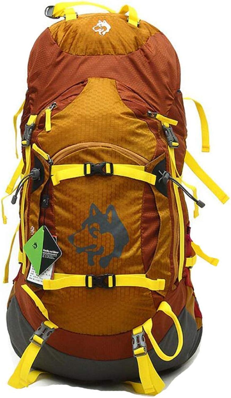 Fishroll Leichter Rucksack Reiserucksack, Outdoor Der Climb-Rucksack mit hoher Kapazität, Blau B07PS8J2FN  Professionelles Design