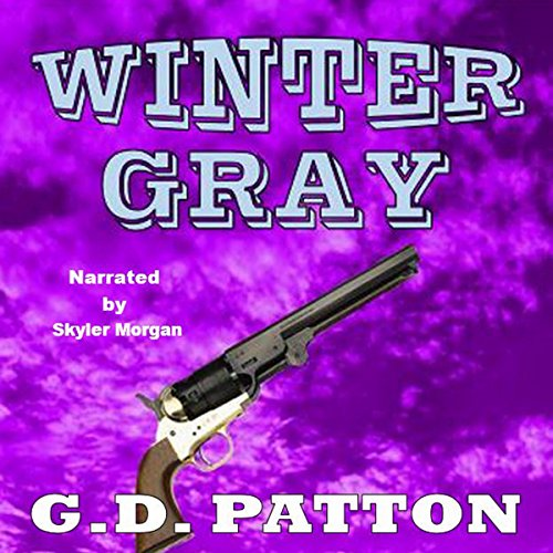 Winter Gray audiobook cover art