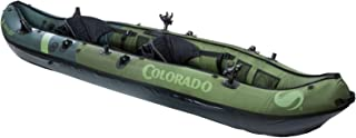 Sevylor Coleman Colorado 2-Person Fishing Kayak (Renewed)