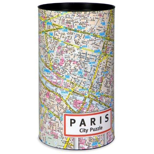 Extragoods City Puzzle - Paris Premium Puzzle Erwachsenenpuzzle Spiele Puzzle Städtepuzzle