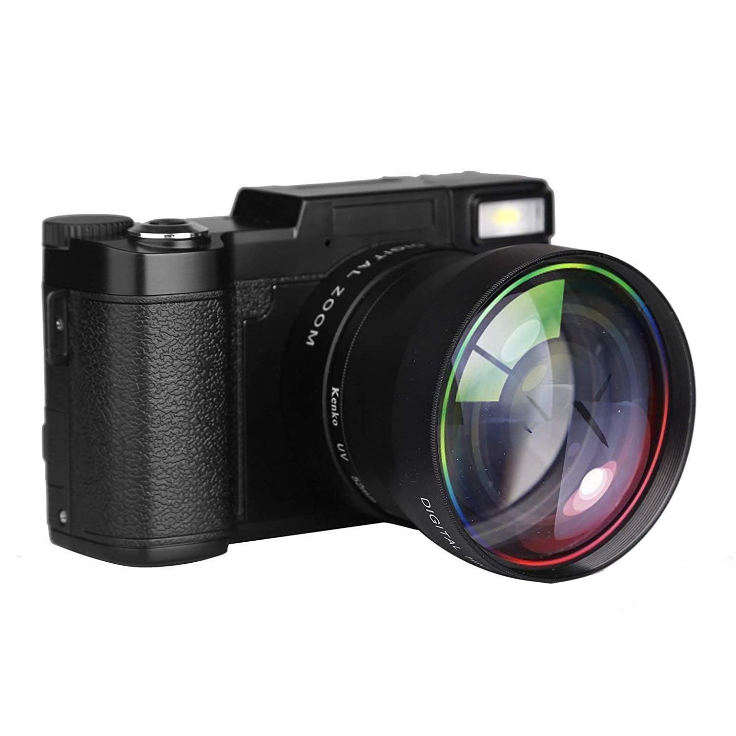 GordVE 3.0 Inch LCD Digital Camera 24 MP Digital Video Camera Camcorder with Night Vision, 16X Digital Zoom Video Camcorder