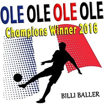 Ole Ole Ole Ole (Champions Winner 2016)