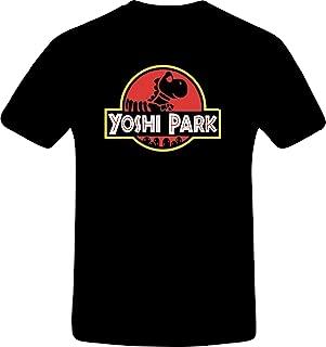 Yoshi Park, Custom Tshirt