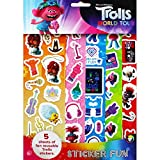 Trolls World Tour Sticker Fun