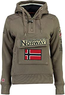comprar comparacion Geographical Norway Sudadera Mujer GYMCLASS B