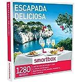 SMARTBOX - Caja Regalo - ESCAPADA DELICIOSA - 1280 alojamientos rurales, posadas, hospederías o masías