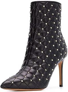 rivet high heels