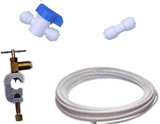TUBO di fornitura di acqua Tubo Filtro Connettore Kit Per Neff frigorifero doppio americano