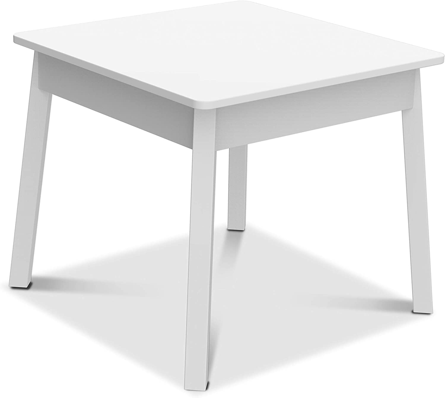 Melissa Doug New life sale Wooden Square Table Pla – for Furniture Kids