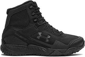 Under Armour Men's Valsetz RTS 4E Military and Tactical Boot, Black