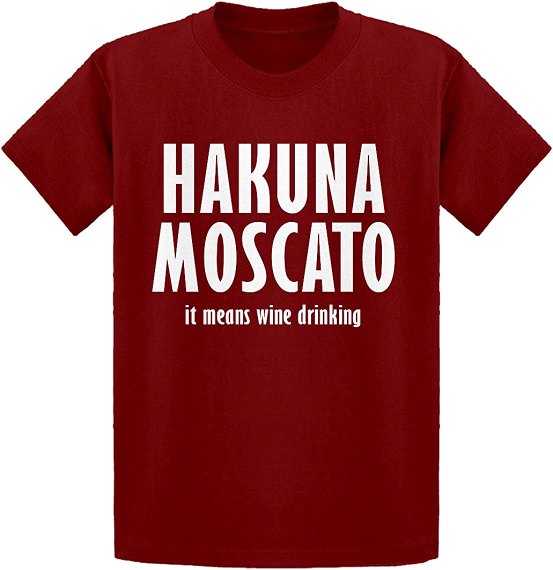 Indica Plateau Youth Hakuna Moscato Kids T-Shirt