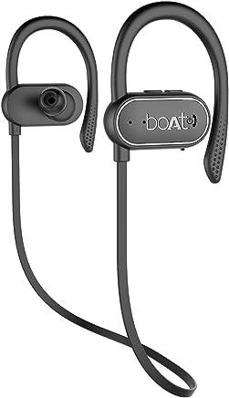 e6867cfc76e Boat Rockerz In Ear Bluetooth Earphones Blue and Black price in ...
