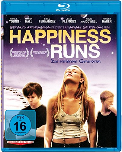 Happiness Runs [Blu-ray]