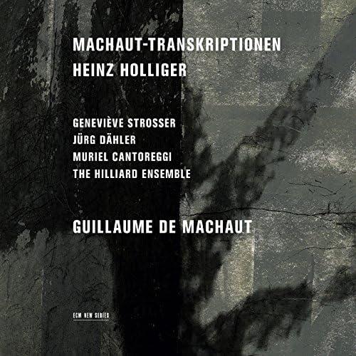 The Hilliard Ensemble, Geneviève Strosser, Jürg Dähler & Muriel Cantoreggi