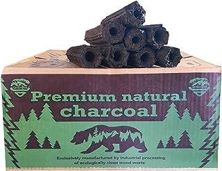 GreenBio BBQ Charcoal briquettes, 10kg
