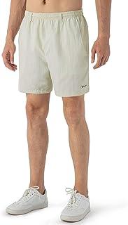 "Naviskin Men's 6"" UPF 50+ Sun Protection Shorts Outdoor Recreation Hiking Fishing Swim Board Quick Drying Multi Pockets"