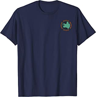 Jurassic World: Camp Cretaceous Best Trip Ever Badge T-Shirt