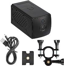 【𝐒𝐩𝐫𝐢𝐧𝐠 𝐒𝐚𝐥𝐞 𝐆𝐢𝐟𝐭】1080P Camera, Night Looking Remote Alarm Camera, Voice Control Remote Alarms Black Outdoor...