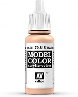Vallejo Flesh Tone Paint, 17ml