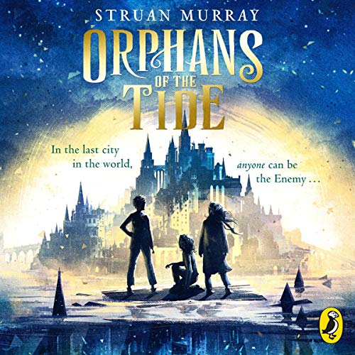 Orphans of the Tide audiobook cover art