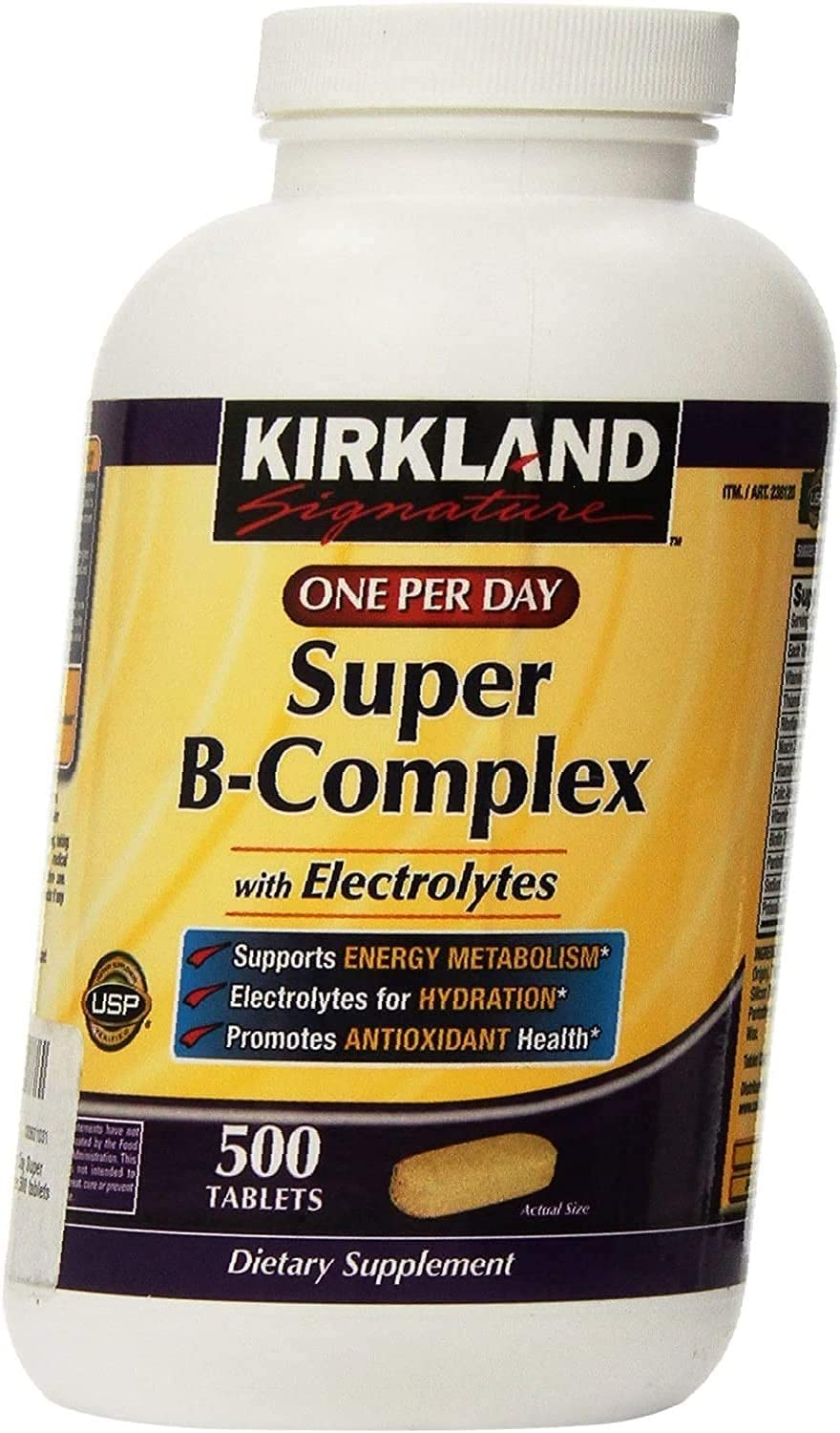 Kirkland Signature One Per Day B-Complex Cheap mail order sales with Super Electrolytes Rapid rise