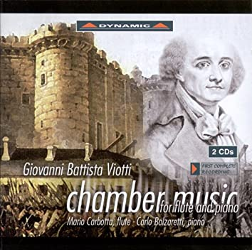 Viotti, G.B.: Chamber Music for Flute and Piano