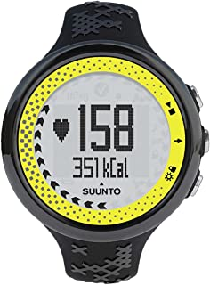 M5 Heart Rate Monitor with Movestick - Women's Black/Lime, One Size