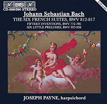 Bach, J.S.: 6 French Suites