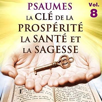 Psaumes la clé de la prospérité, la santé et la sagesse, Vol. 8