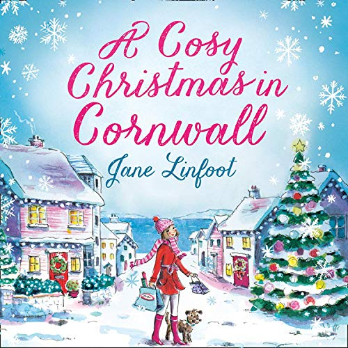 A Cosy Christmas in Cornwall cover art