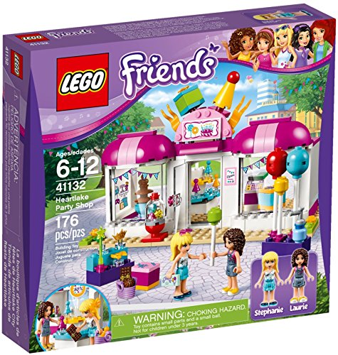 LEGO Friends 41132 Heartlake - Party Shop