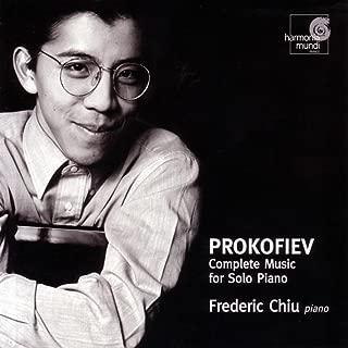 Prokofiev: Complete Music for Solo Piano