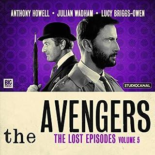 The Avengers - The Lost Episodes, Volume 5 Titelbild